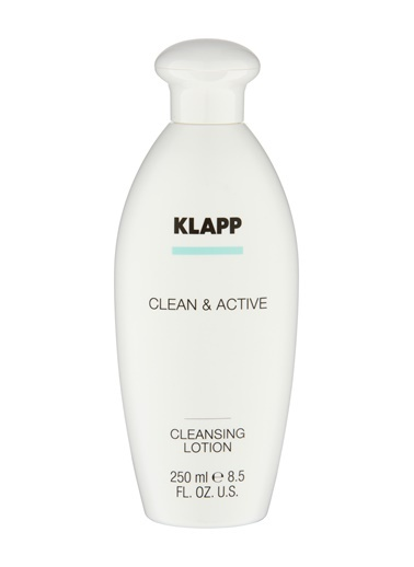 Clean&Active Cleansing Lotion 250 Ml-Klapp